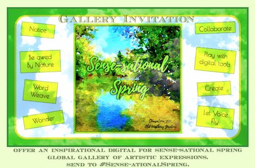 Sense-sational_Spring_Gallery_Invitation